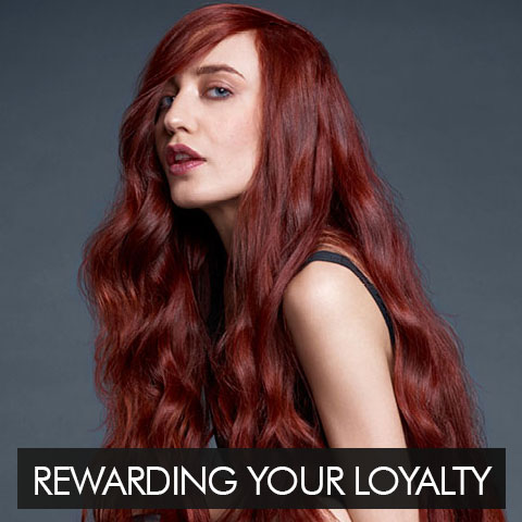 Rewarding Your Loyalty