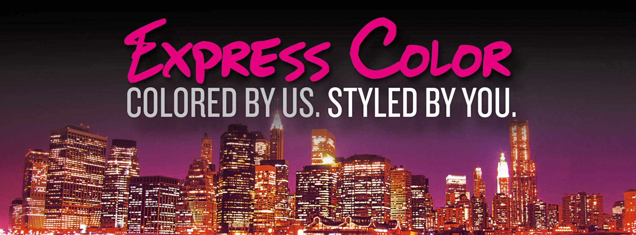 express hair colour, cardiff hairdresseres