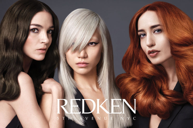 hair colour from Redken experts at Michelle Marshall Hairdressers in Cardiff