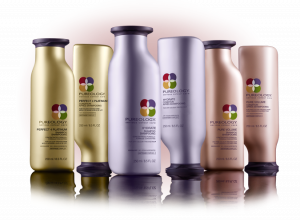 pureology hair care treatments at michelle marshall hair salon in cardiff