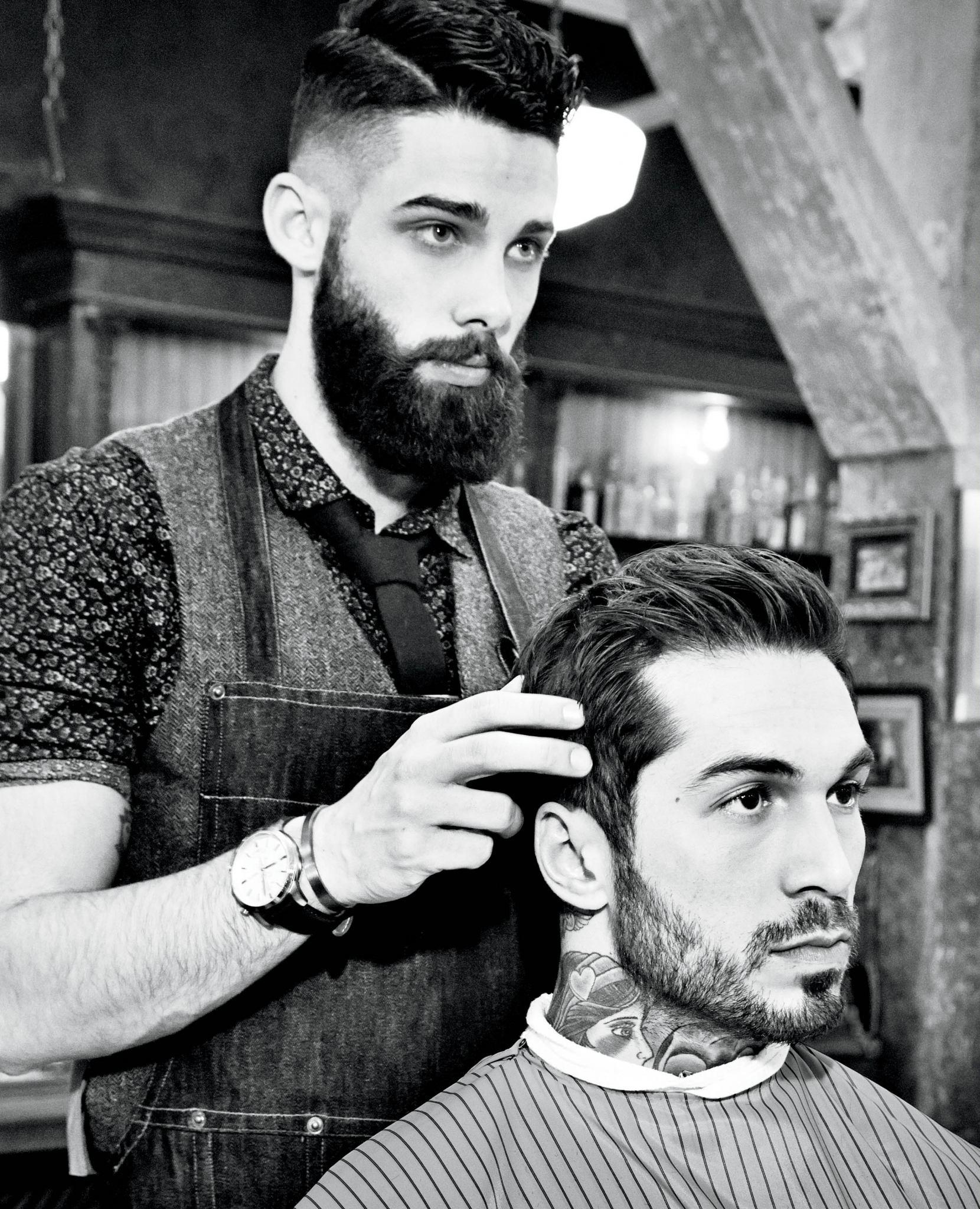 Top Men's Hair Styles