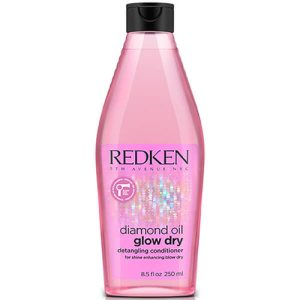 Redken Diamond Oil Glow Dry Detangling Conditioner 250ml