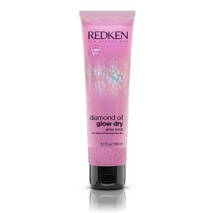 Redken Diamond Oil Glow Dry Gloss Scrub 150ml