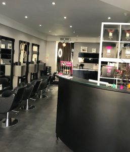 Michelle Marshall top hair salon in Cardiff