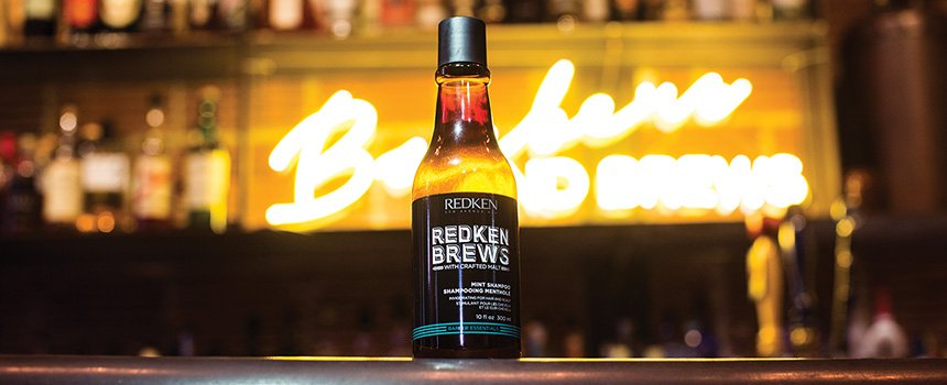 Redken Brews, men's hair products, Cardiff hairdressers