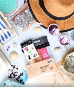 Redken Moisture Travel kit