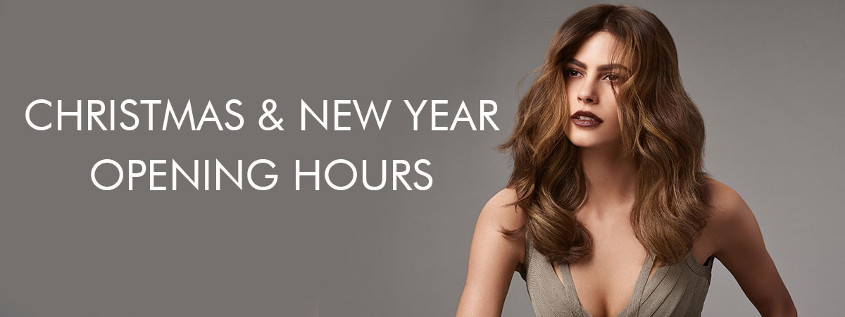 Christmas New Year Opening Hours Michelle Marshall Cardiff Hair Salons