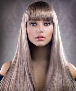Keratin hair smoothing services Cardiff hair salon