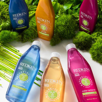 Introducing NEW Redken Nature + Science