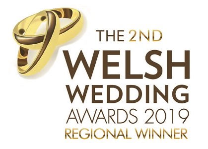 Welsh Wedding Award Regional Winner Logo
