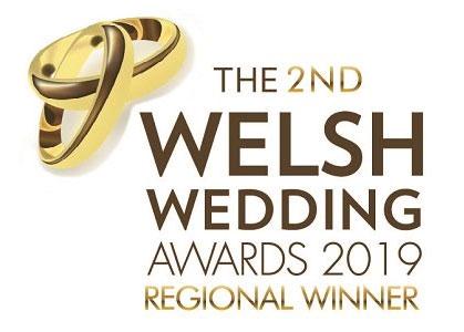 Welsh Wedding Award Regional Winner Logo