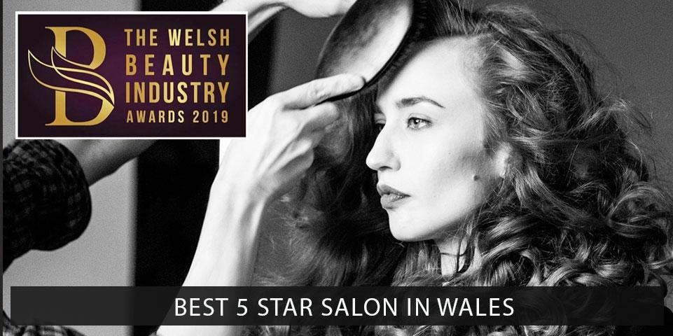 Best 5 Star Salon in Wales Michelle Marshall Salon in Cardiff