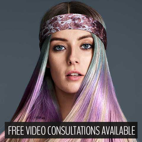 NEW Video Consultations with Michelle Marshall Salon
