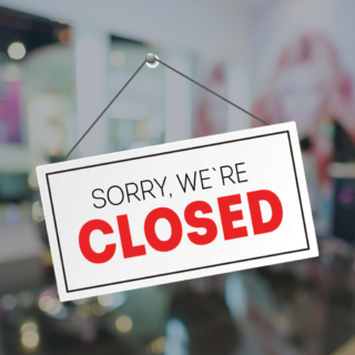 Lockdown – Temporary Salon Closure