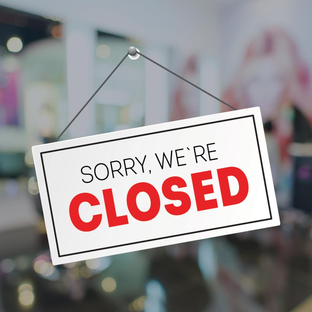 Coronavirus Update – Temporary Salon Closure