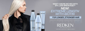 Redken extreme lengths