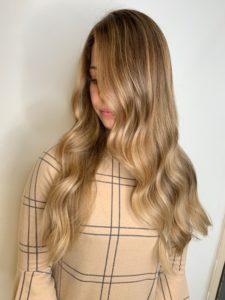 Aussie blonde