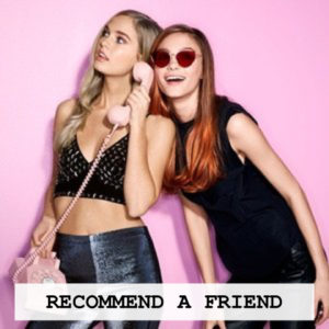Recommend a Friend V1