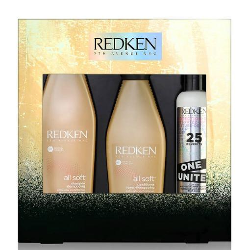 Redken All Soft Christmas Gift Set