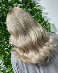 Racoon Luxe Link Hair Extensions Cardiff Hairdressing Salon