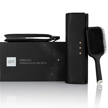 ghd platinum+ hair straightener gift set