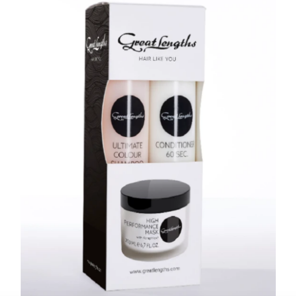 Great Lengths Essential Gift Set – Ultimate Colour