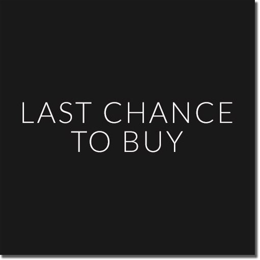 last chance to buy From Michelle Marshall Salons Cardiff