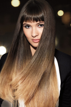 ombre, michelle marshall hair salon, cardiff