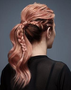 Redken-Braided-Hair-Style