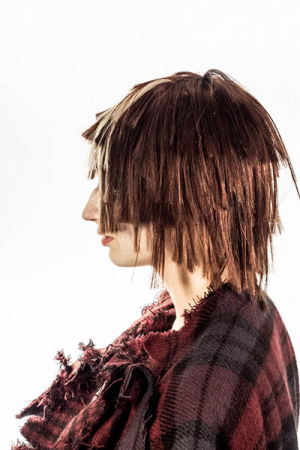 Distopia at Michelle Marshall Hair Salon in Cardiff