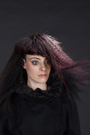 Gothic at Michelle Marshall Hair Salon in Cardiff