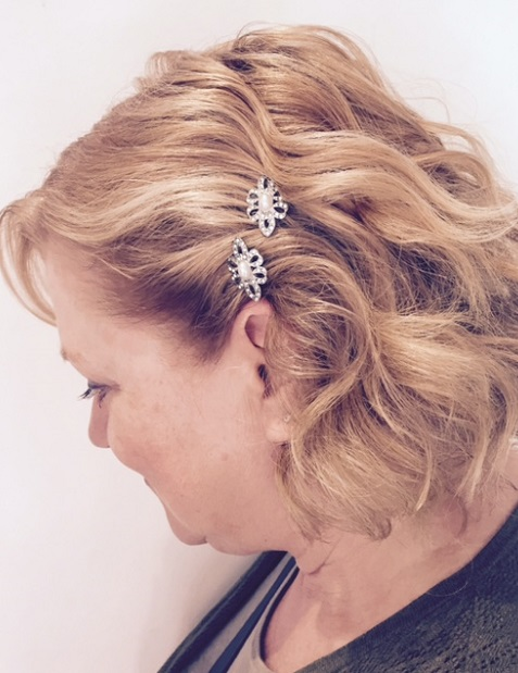 special occasion hair styles, cardiff hairdressers