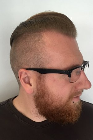 Men's Hair at Michelle Marshall Salon in Cardiff