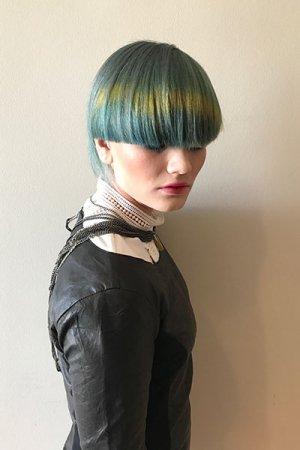Rebel Revolution at Michelle Marshall Hair Salon in Cardiff