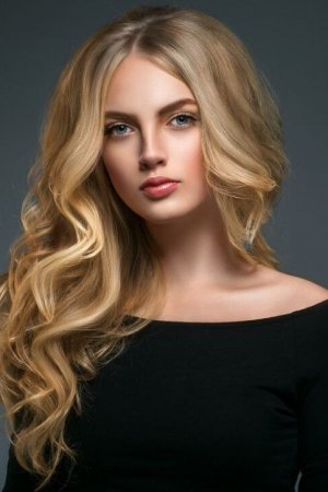 Curly-Prom-Hair at Michelle Marshall hairdressers Cardiff
